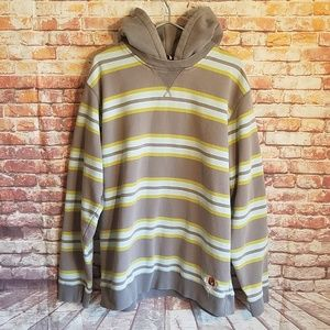 Burton snowboarding hoodie sweatshirt